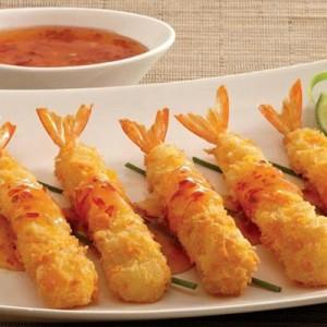 5 Torpedo Shrimps
