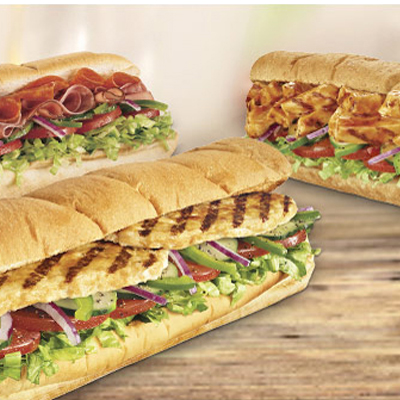3 Exclusive distribution of cold cuts for Subway Pakistan